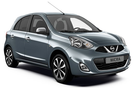Nissan Micra for rent in Prague